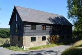 Queens Court Barn, Ospringe